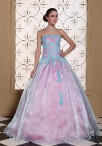 Colorful Ball Gown Dress Up for Quinceaneras Fast Delivery
