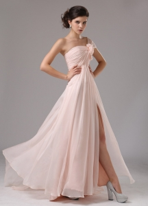 Brand New One Shoulder 2013 Prom Dress with Split
