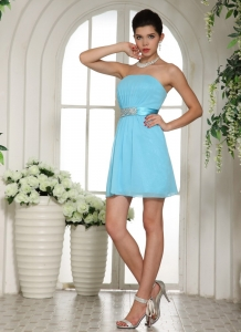 Ruched Decorate Bust and Belt Cocktail Holiday Dresses
