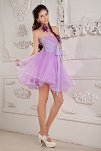 Dark Purple Graduation Cocktail Dress Sweetheart