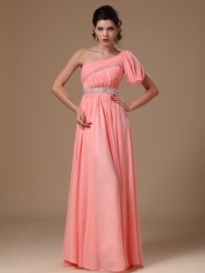 Baby Pink Prom Homecoming Dress A-line Sweetheart