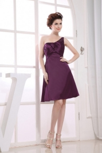 Wine Red V-neck Chiffon Appliques Mother Of The Bride Dress