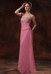 Rose Pink Appliques Chiffon Mother Of The Bride Dress Coat