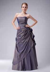 Discount Mother of The Groom Dress with Beading Sash Taffeta