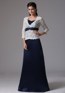 Mother Of The Bride Dress Long Sleeves and Lace in 2013