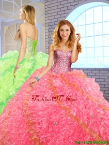 Best Selling Ball Gown Sweetheart Quinceanera Dresses for 2016