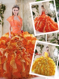 Best Exclusive Sweetheart Quinceanera Dresses with Zipper Up