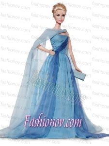 Elegant Colorful Chiffon Party Clothes Made To Fit The Barbie Doll