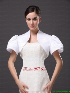 White Satin Jacket For Wedding Party and Other Occasion