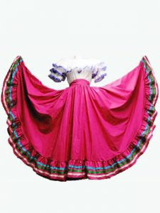 Ball Gowns Sweet 16 Quinceanera Dress Hot Pink Off The Shoulder Taffeta Short Sleeves Floor Length Lace Up