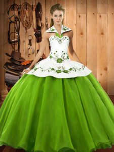 Captivating Floor Length Ball Gowns Sleeveless Sweet 16 Quinceanera Dress Lace Up