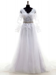 Excellent With Train Clasp Handle Wedding Gowns Lilac and In with Lace Court Train